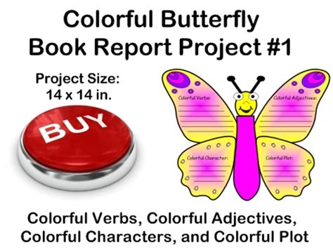 Ideas for book report